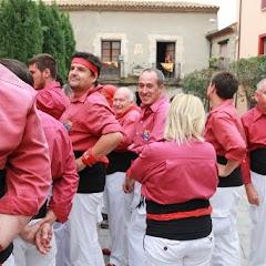 Actuació Castelló de Farfanya 11-09-2015
