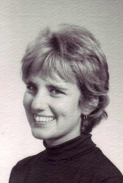 Feather Meston, Occidental College, 1964