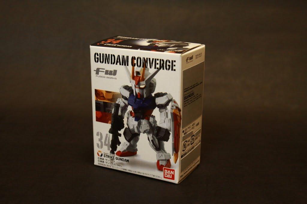 No 34 Strike Gundam