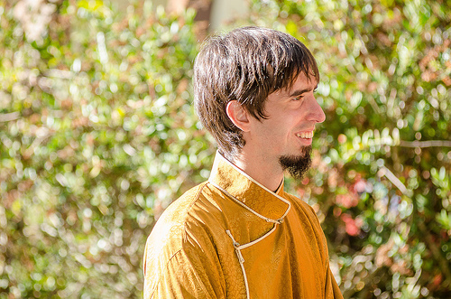 September 29, 2013. Land of Medicine Buddha, CA. Photo by Chris Majors.
