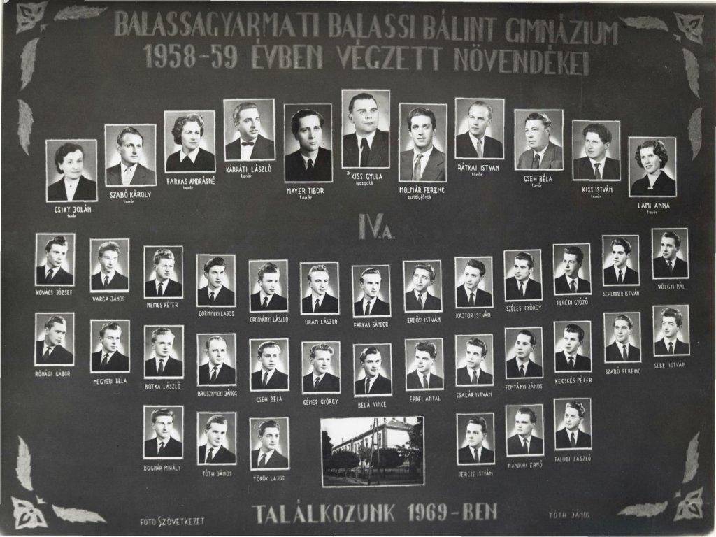 1959 - IV.a