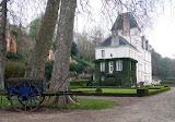 The chateau at Ponce-sur-le-Loir