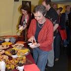 Apéro offert par le Royal et ses sponsors, la boucherie Junod et la boulangerie Gourmandine