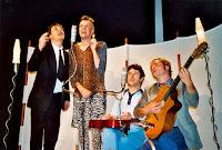 Les Jambons, Chansons et Arts Ménagers, La Coulée Douce 05 2002