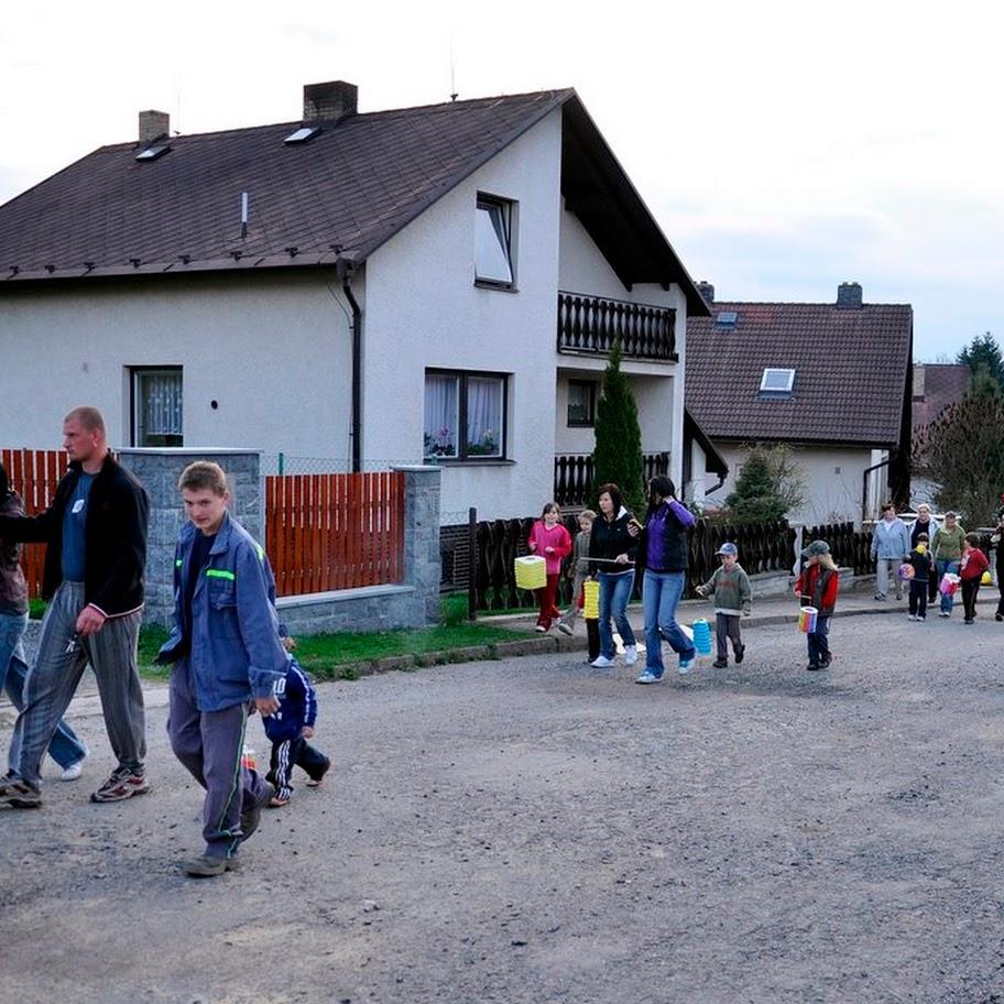 Čarodějnice 2010 Trhová Kamenice...