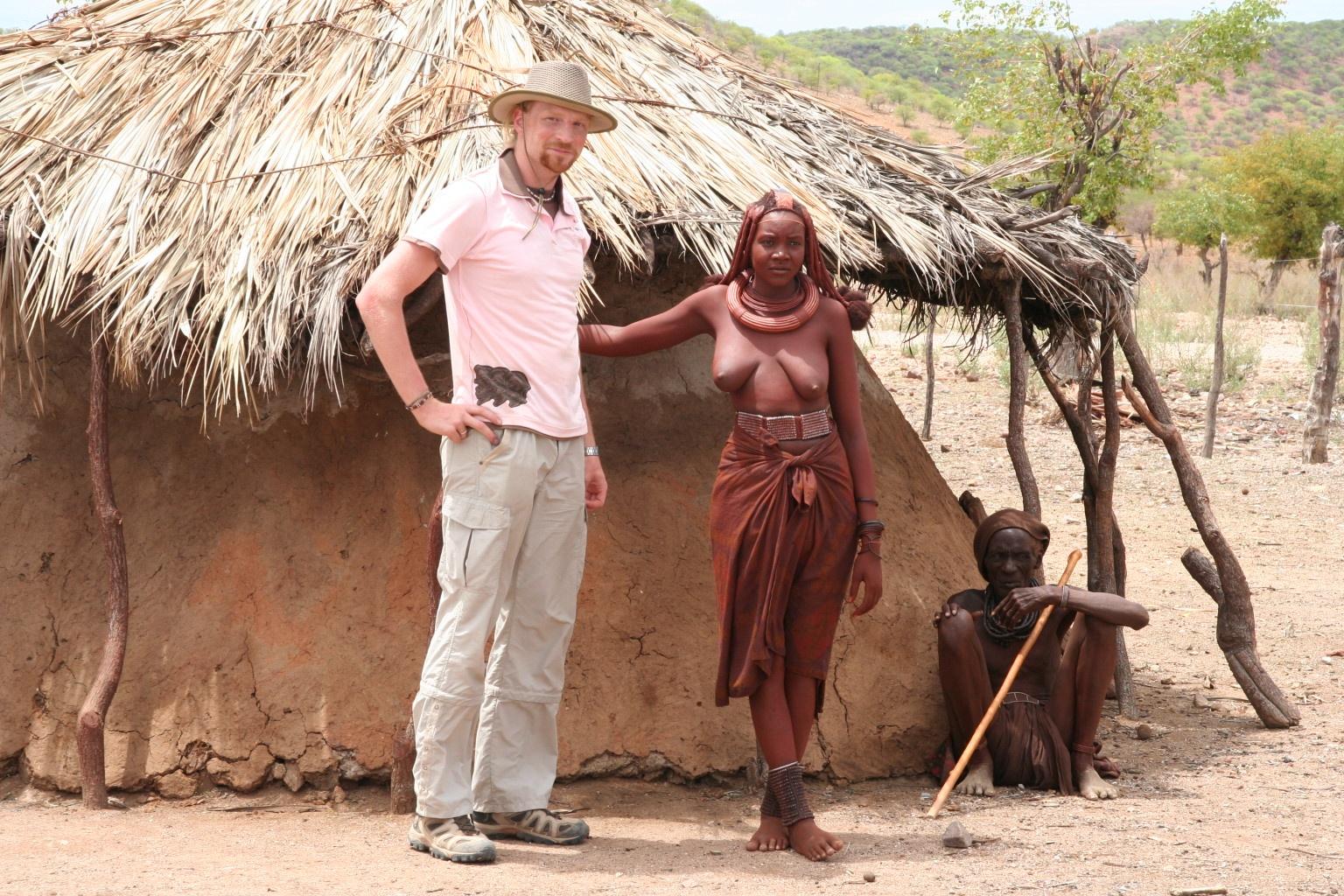 A visit to Himbas