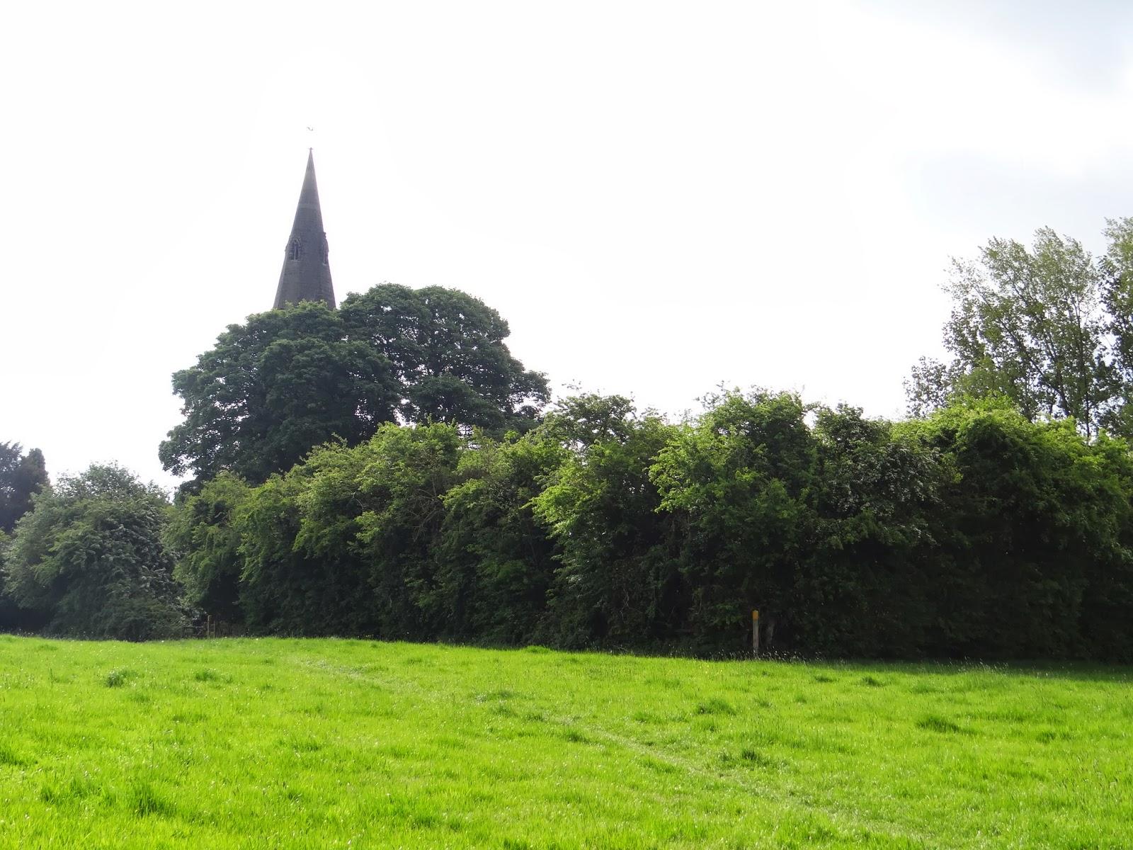 Austrey Church