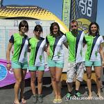 L'équipe de VR4 Féminin à Deland, photo Kurt Gaebel