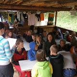 Další den jsme byli znovu již všichni v táboře pohromadě