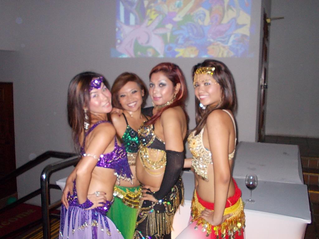 Countdown Dance Gig'2011 (Raffles Country Club)