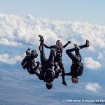 Vol Relatif Vertical avec les Team4Speed, Prostejov 2014