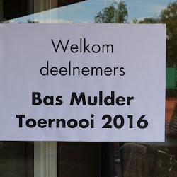 Bas Mulder Toernooi 2016