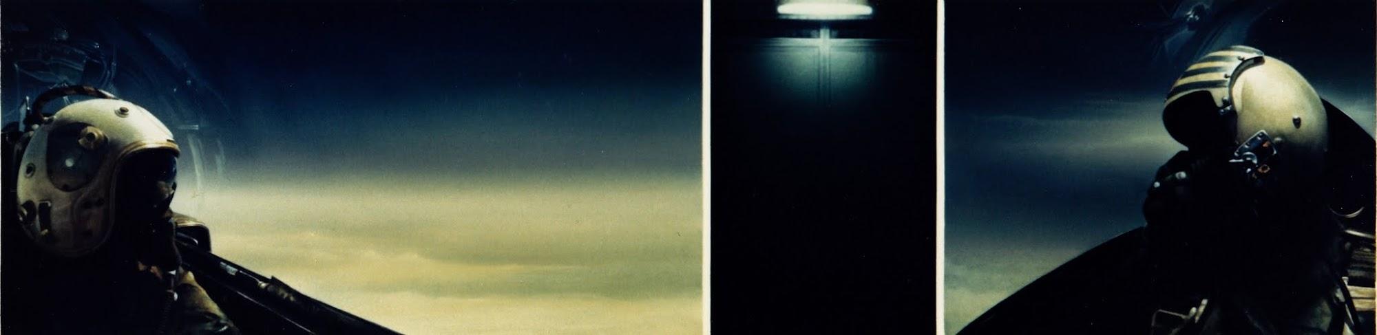 Verschlossenes Gefuehl 1989 Aquarell 35 x 135 cm