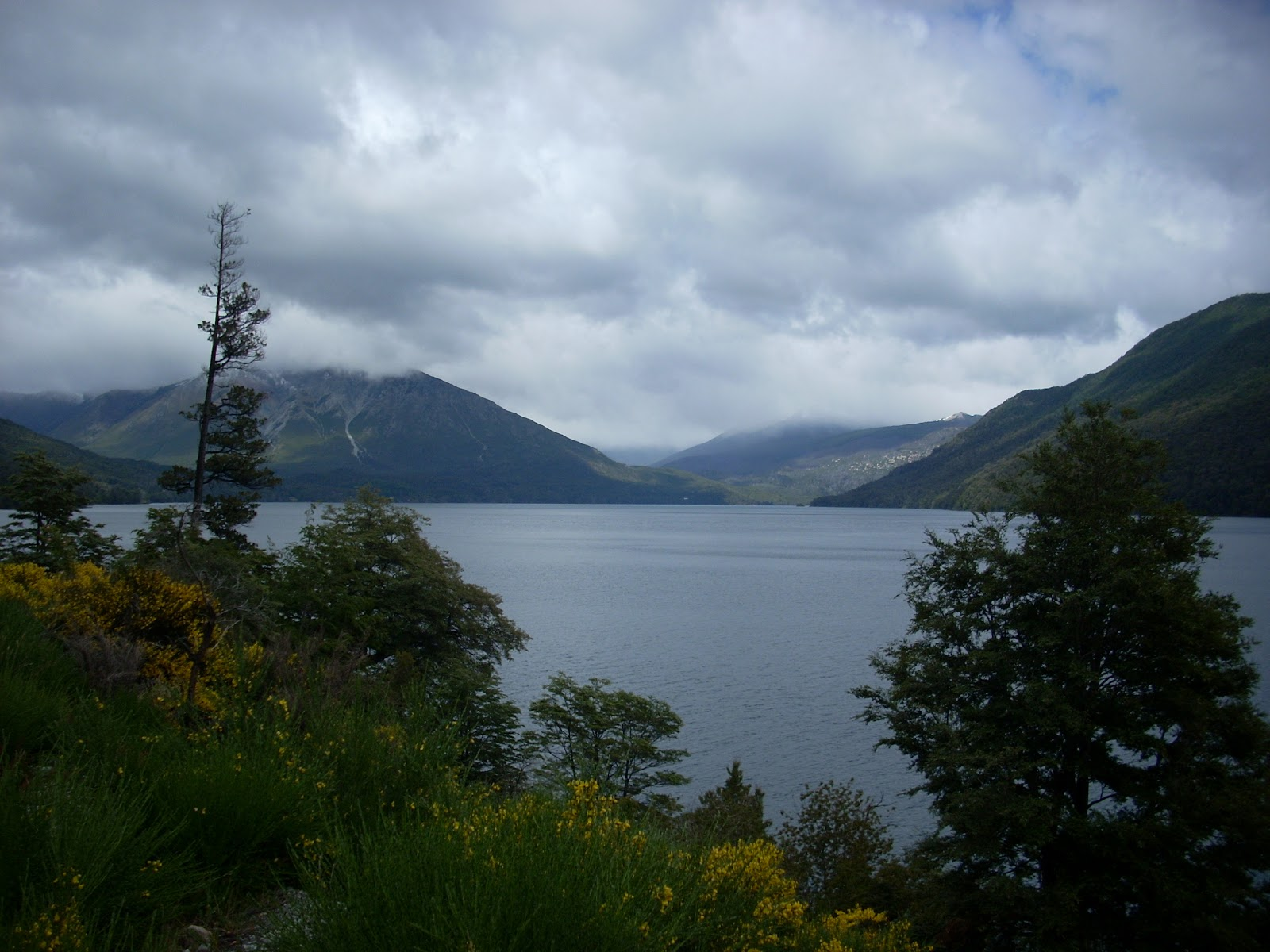Just south of Bariloche
