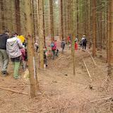 Zkratkou lesem...