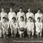 Crescent College Senior Cup Team 1954-55