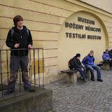 Česká Skalice - před muzeem Boženy Němcové (1)
