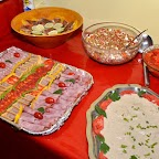Soirée Eternelle Jeunesse - buffet