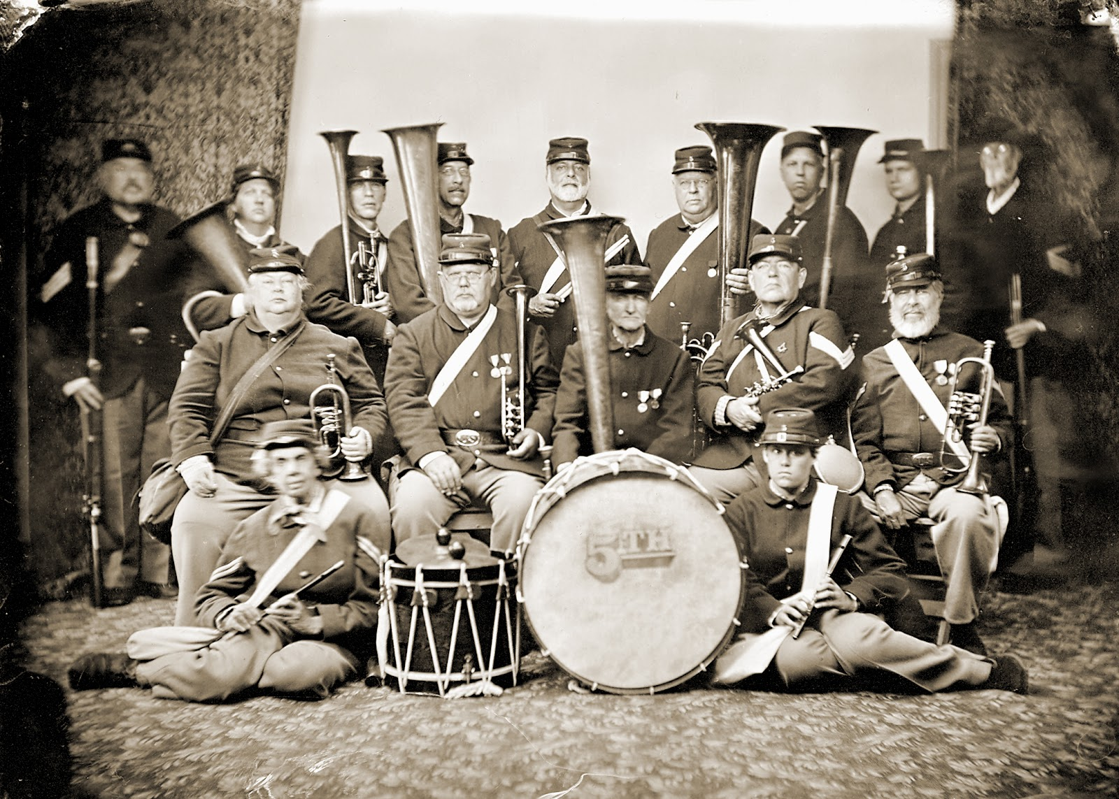 18th Annual Gettysburg Music Muster 2012