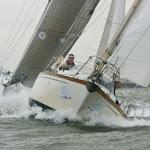 Nicholson 32 Onrust tijdens de Antwerpen Race 2009