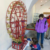Výstava historie stavebnice Merkur