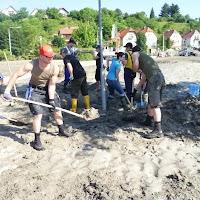 2013 06 09 Hochwasserarbeiten