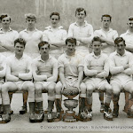 Crescent College Senior Cup Team 1958-59