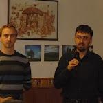 Biblická hodina 15.11. 2015                 (Reportáž z uprchlického tábora)
