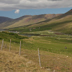 Only 1% of Iceland is arable, altough not many trees here either