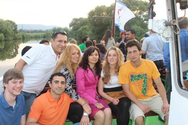 River-Boat-Pray & Party SoSe 2012
