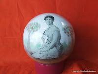 Wilhelmina glazenbol 1923