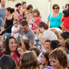 Festa infantil i taller balls tradicionals a Sant Llorenç  20-09-14