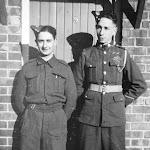 Jim Brinsden and Victor Saunders