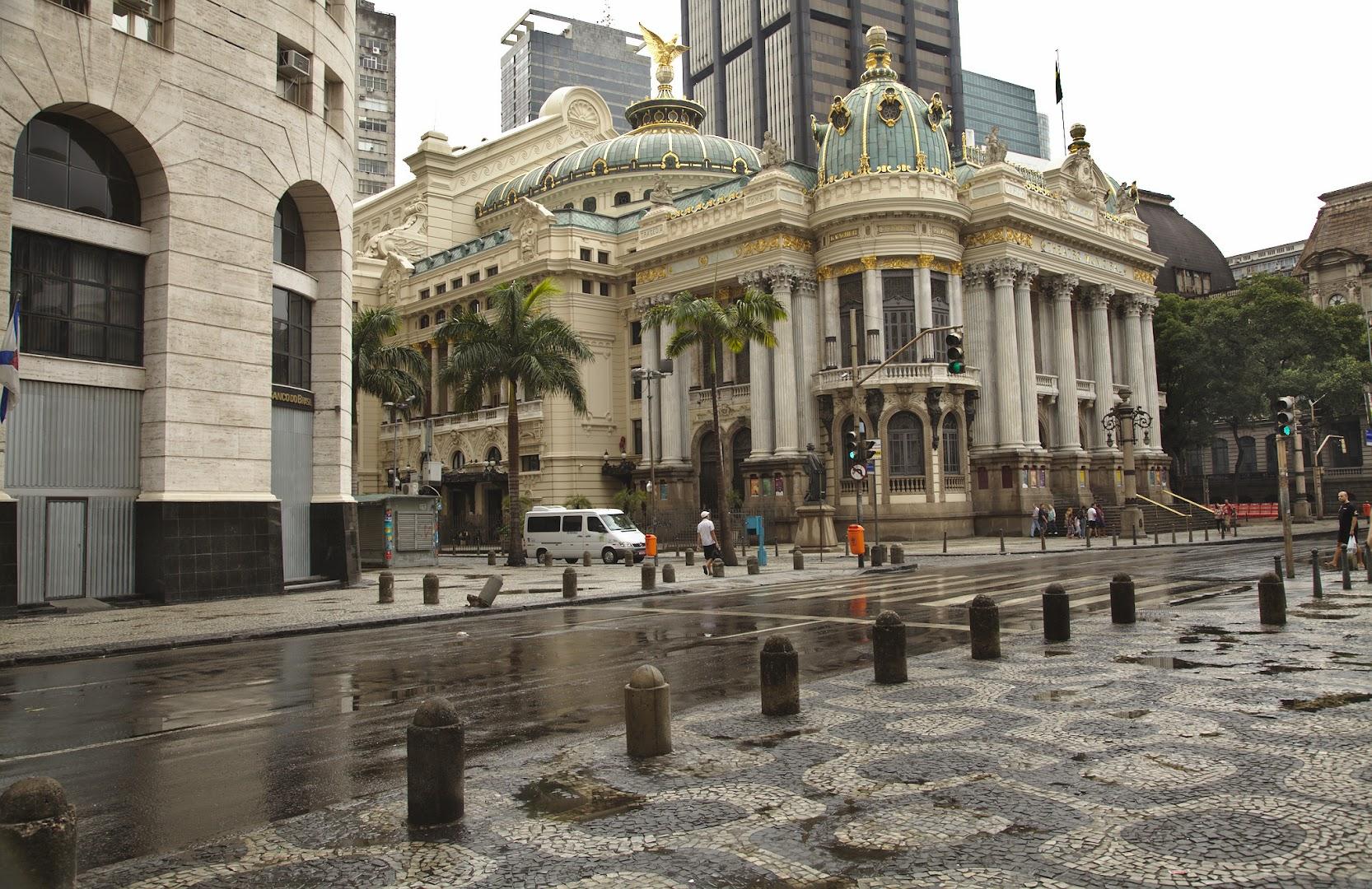 The main theatre