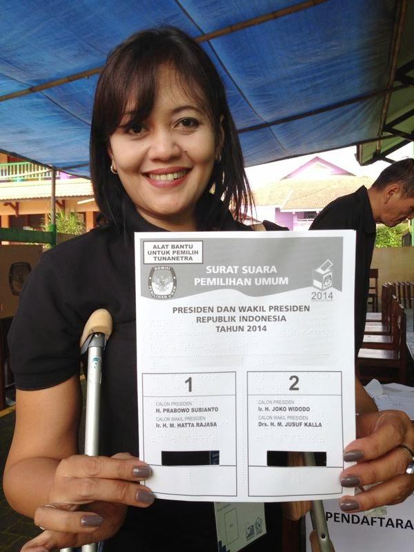 Jakarta Presidential Election Monitoring 9 July 2014