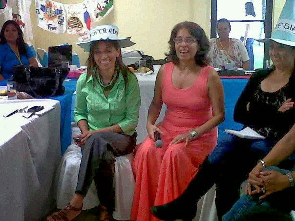 Honduras - COPEMN - Discutiendo sobre sexualidad