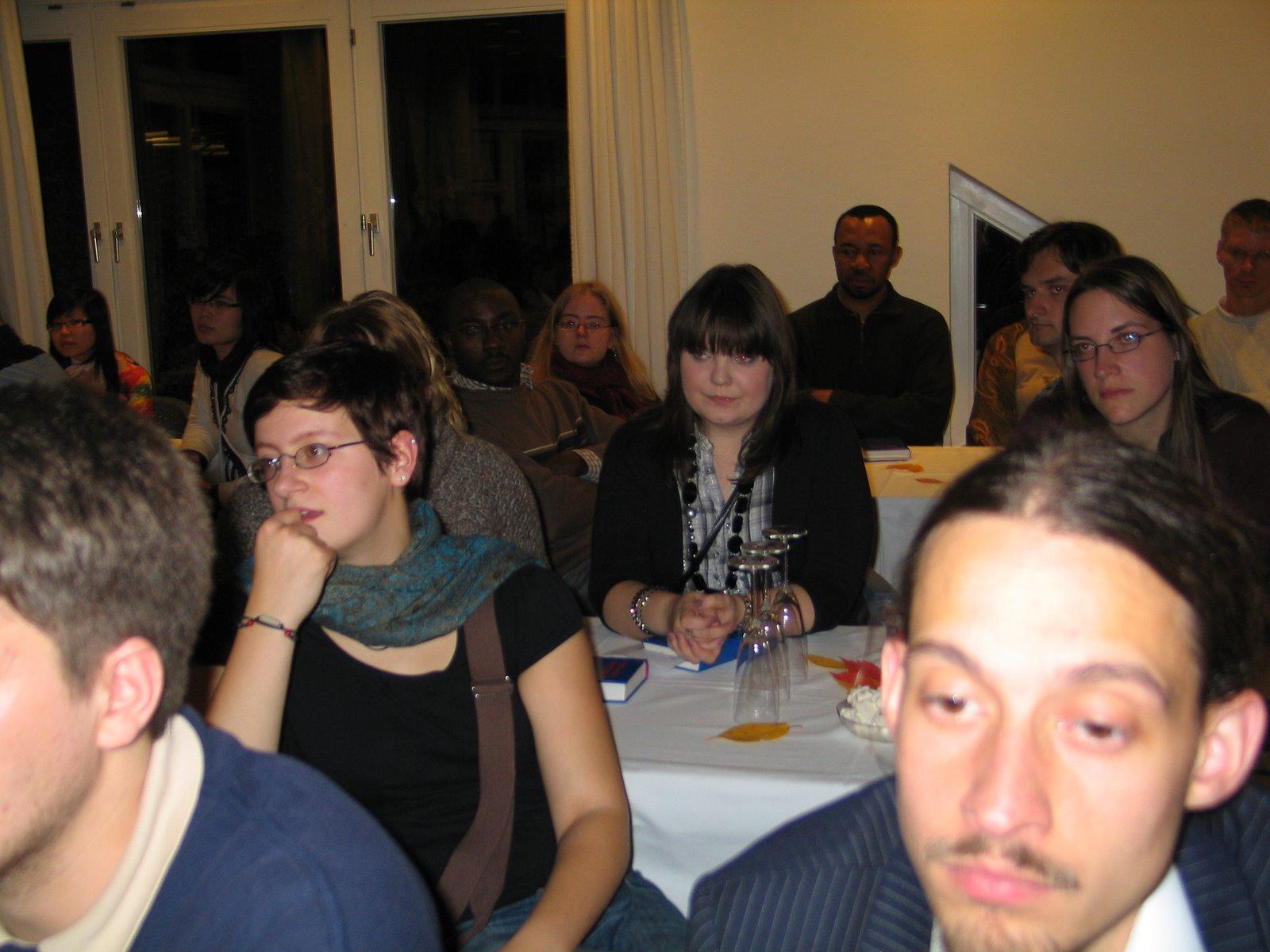 Einzugsfest KHG - Das Fest und der Gottesdienst!!! WiSe 2009