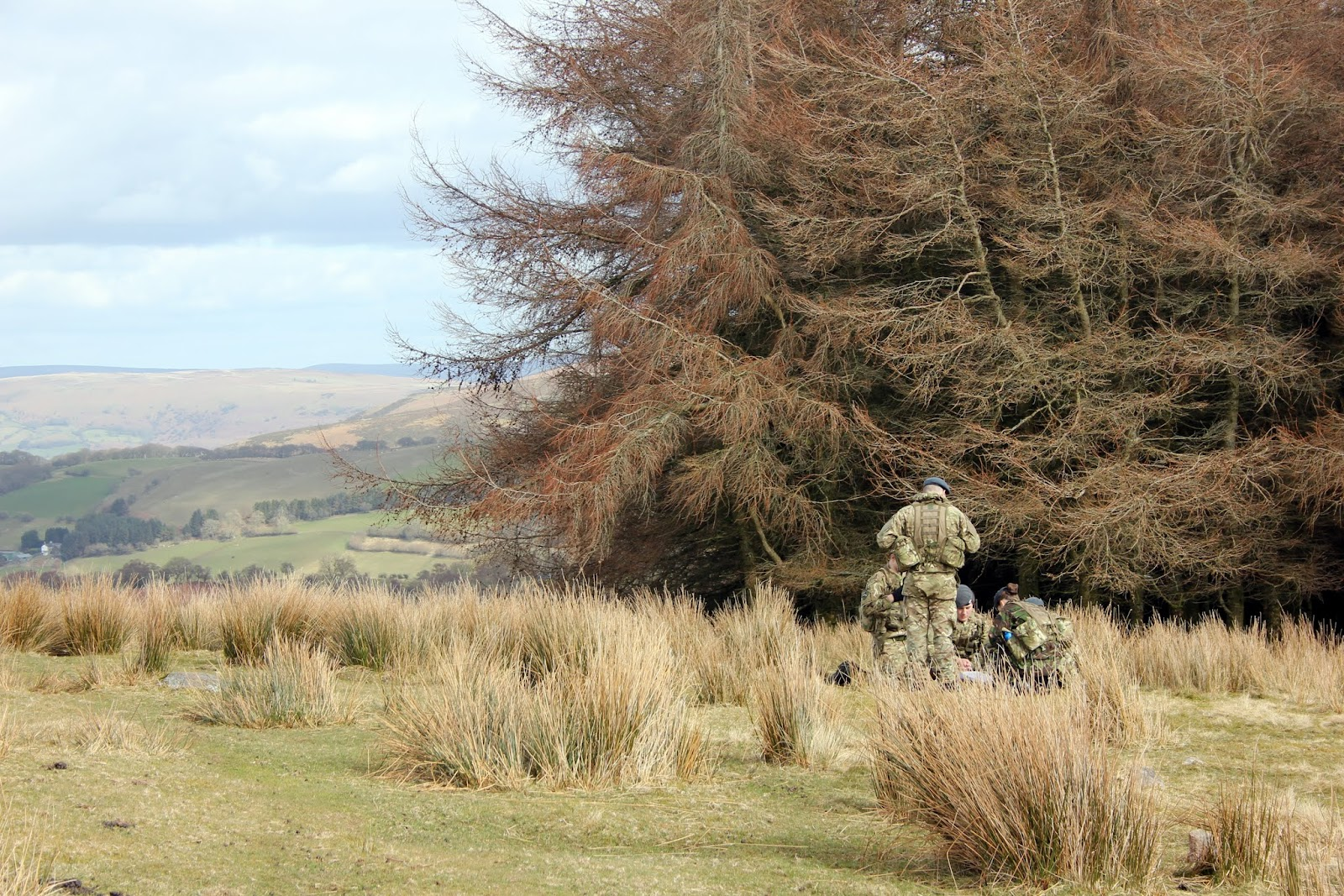 WMW Fieldcraft Competition