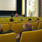 Discussion avec une représentante de l'INSIEME suite au film