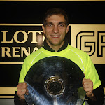 Vitaly Petrov wins 3rd place for Lotus Renault