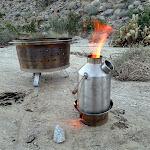 "<a href=""http://www.amazon.com/gp/product/B004GLCKZC/ref=as_li_qf_sp_asin_tl?ie=UTF8&camp=1789&creative=9325&creativeASIN=B004GLCKZC&linkCode=as2&tag=anzaborr-20"">Our Kelly Kettle has been a great addition to our camping gear</a>"