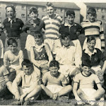 Rugby Training Priory Park 1956