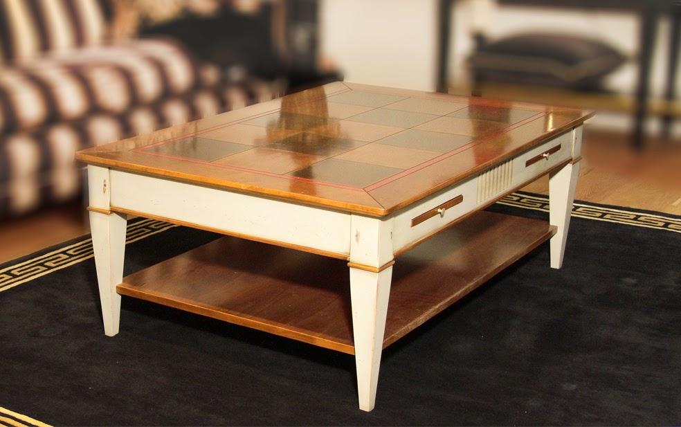 Coffee table La Fayette