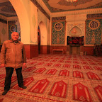 The only mosque in Tbilisi, and the only one I have been allowed to go inside