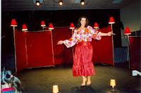 Sandrine Bourreau, Le cabaret de Sandrine 12, Création, Cossé 2002