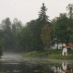 Foggy manor