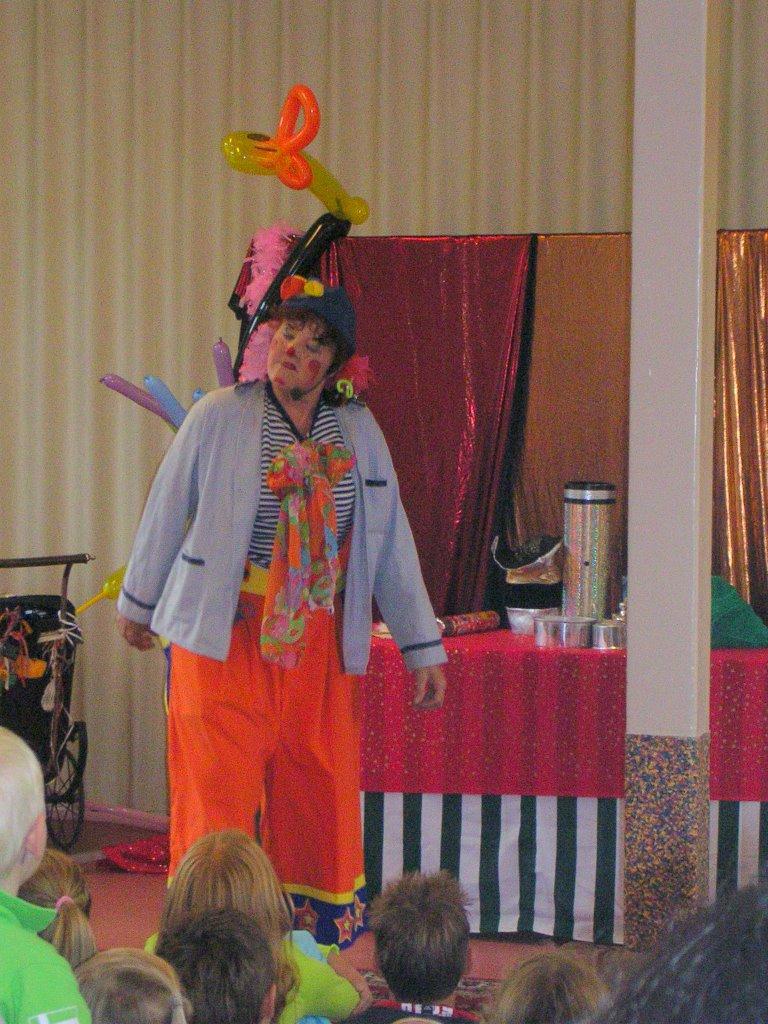 Theatermiddag met Clown  Joepie - Joepie10