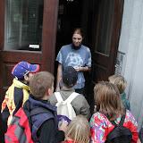 ... odkud jsme se přes další důkazy dostali až na určitou adresu v Praze 7.