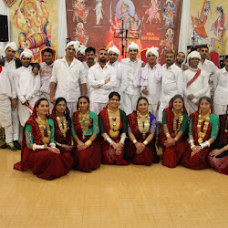 Navratri 2015 at Maher Centre