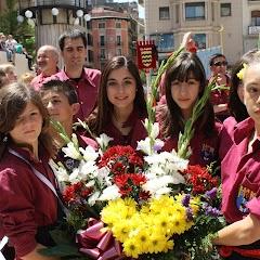 Ofrena Sant Anastasi 11/05/2012
